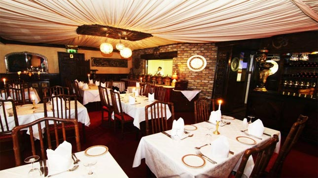 Kashmir Restaurant Delicious Indian And Nepalese Cuisine